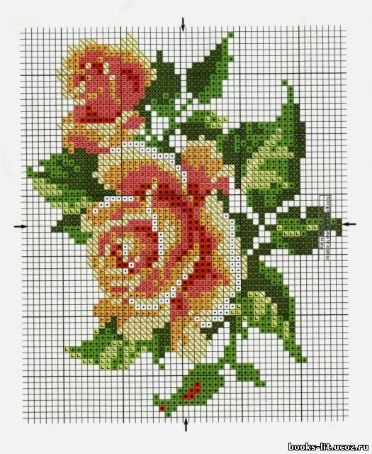 Схема вышивки бисером картинки скачать бесплатно 8