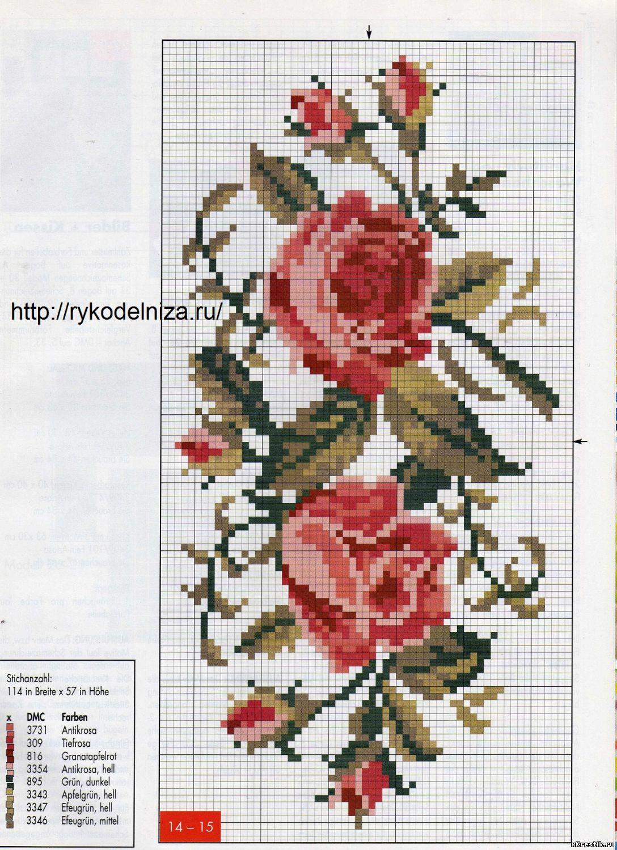 Сайты вышивки крестиком схемы